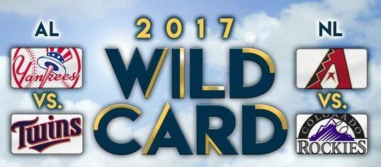 2017 wildcard MLB rjd