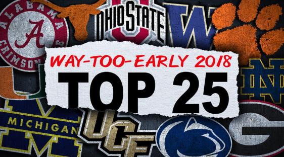 college football top 25 blog