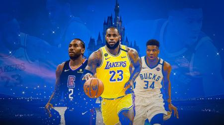 nba players disney blog