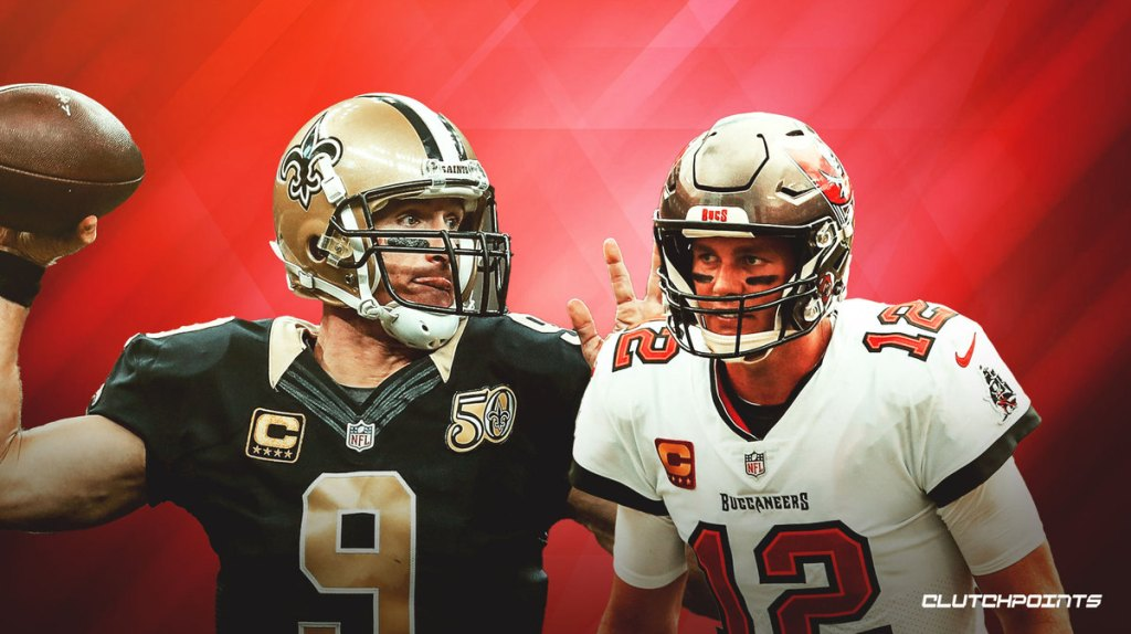 This image has an empty alt attribute; its file name is brees-brady-blog.jpg